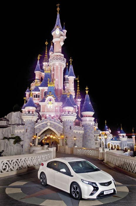Disneyland Paris : le parc de la souris verte