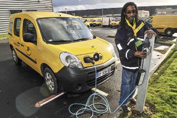 La Poste mise sur l'éco-conduite pour tous les véhicules