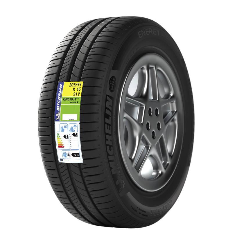 L'Energy Saver + met en avant une économie de 200 litres de carburant sur 45 000 km en comparaison d'un pneu qui atteindrait son niveau de gomme minimal sur cette même distance.