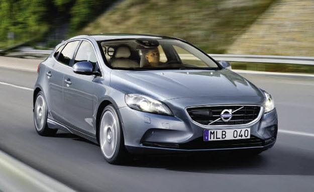 Le Volvo V40 joue le modèle suédois