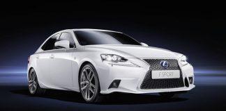 Lexus : la nouvelle IS pour le plaisir des professionnels