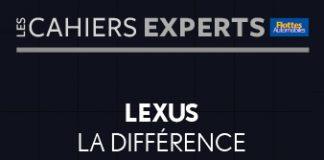 CAHIER EXPERT LEXUS La différence par l'hybride premium