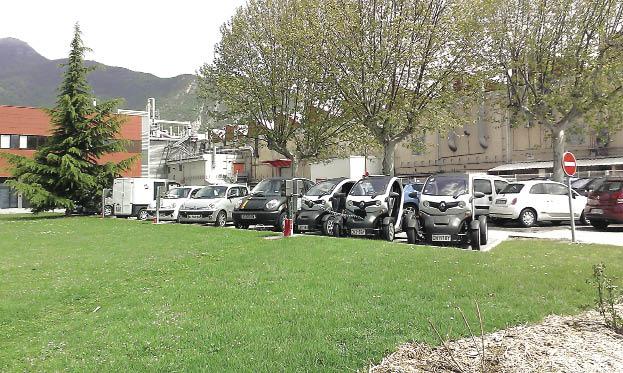 CEA de Grenoble : trois services d'auto-partage pour les salariés