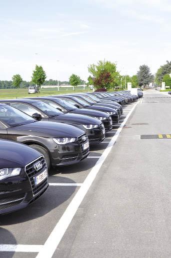 En Belgique, le spécialiste du conseil Accenture va remplacer 600 Golf par des A1 et A3 dans les 18 mois. Le tout grâce à une analyse approfondie en TCO et à une négociation serrée avec le constructeur et le loueur.