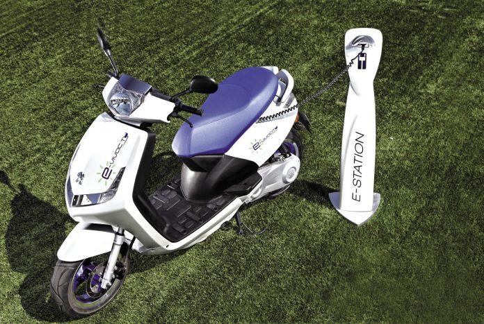 Peugeot e-Vivacity : le précurseur