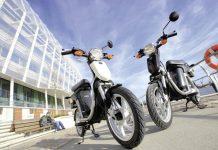 Yamaha EC-03 : la mobilité allégée