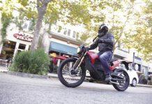 Motos électriques : le sport avant tout