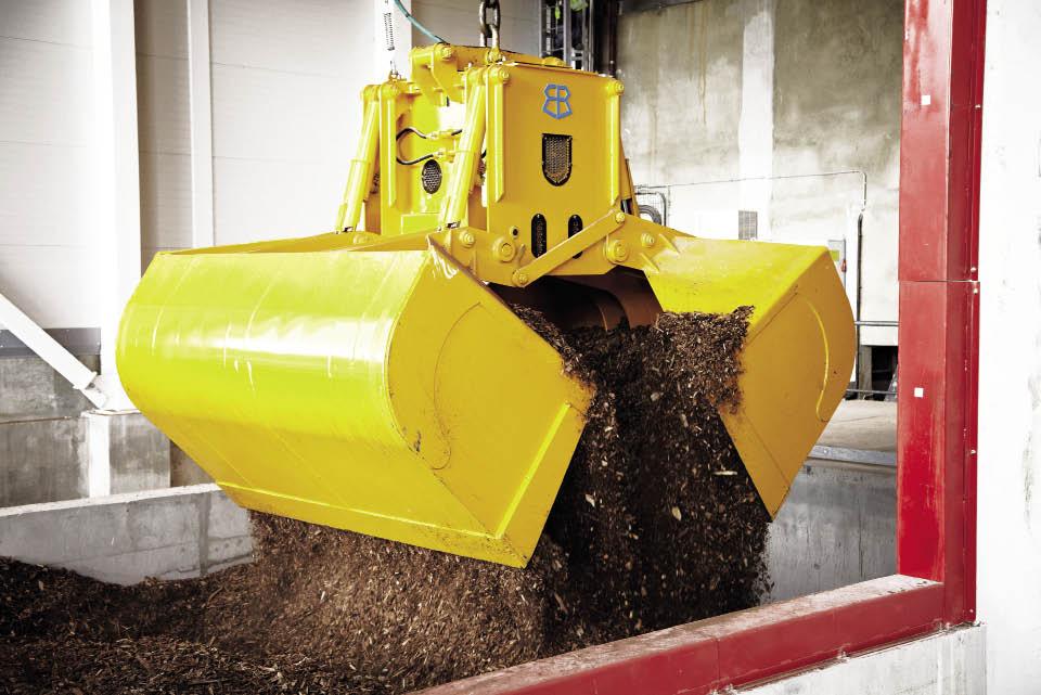Combustible végétal pour l'alimentation des chaudières biomasse – Site Renault de Tanger