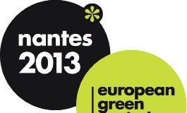 Nantes, Capitale verte 2013