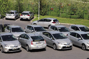 Car policy : des modèles valorisants et équipés