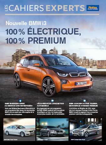 CAHIER EXPERT NOUVELLE BMWi3 100% électrique, 100% premium