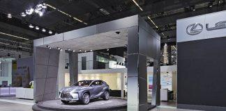 Lexus fait le pari de l'hybride
