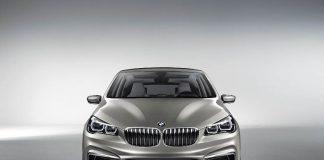 BMW Concept Active Tourer : de l'espace avant tout