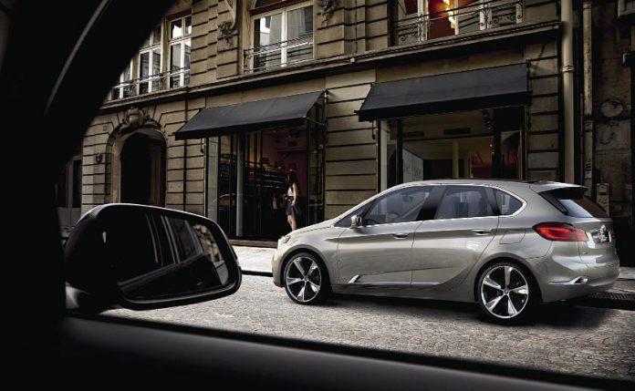 BMW Concept Active Tourer : monospace, hybride… et toujours premium