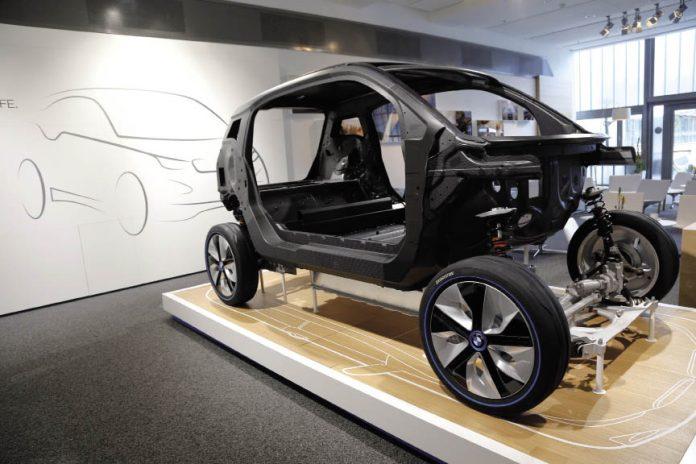 BMW i3 : une perle 100 % électrique