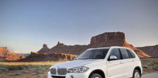 La nouvelle BMW X5 dès 149 g de CO2 !