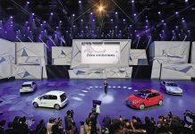 Volkswagen à l'assaut de l'électrique avec l'e-up!