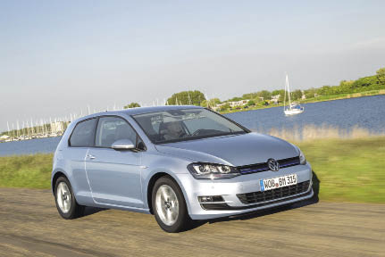 Volkswagen Golf BlueMotion : 85 g, record à battre !