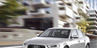 Audi A4 : la magie des anneaux