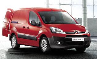 Citroën : le Berlingo tire les ventes