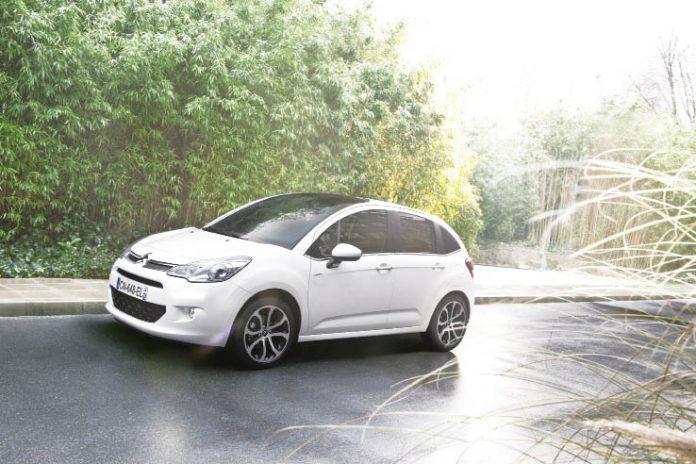 Citroën C3 Entreprise : anti-stress