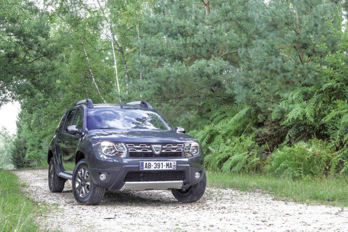 Dacia Duster : carrure de pro