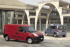 Fourgonnettes : Fiat Doblo