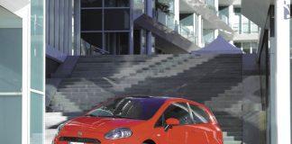 Fiat Punto Commerciale : toujours dans le coup