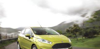 Ford Fiesta Affaires : sportive dans l'âme