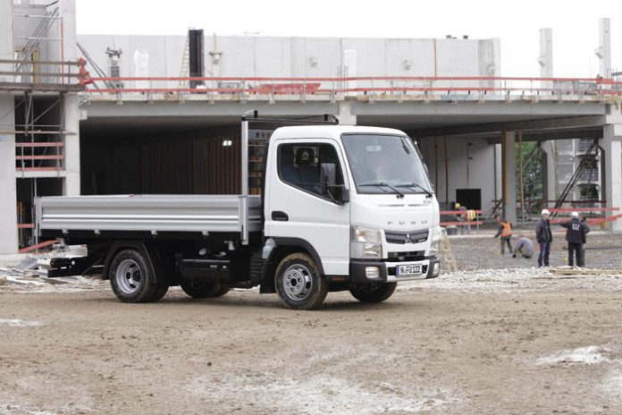 Utilitaires lourds : Fuso Canter