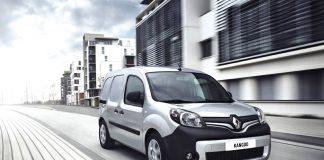 Fourgonnettes : Renault Kangoo Express