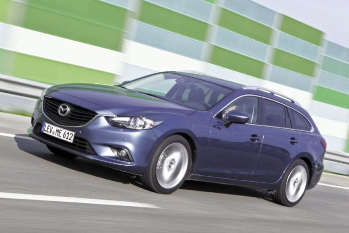 Mazda 6 Wagon : un break innovant