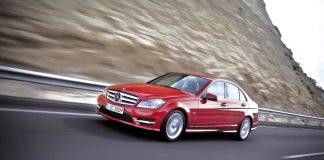 Mercedes Classe C : la sérénité