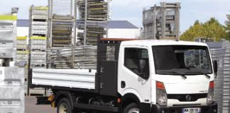 Utilitaires lourds : Nissan Cabstar / Renault Maxity