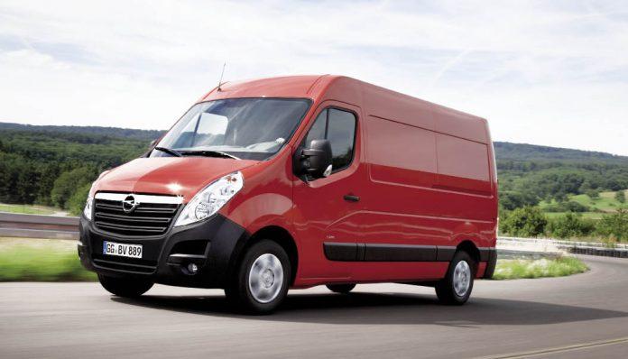 Opel : le Vivaro tire les ventes