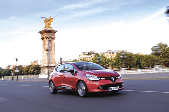 Renault Clio Société : changement de cap