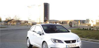 Seat Ibiza Van : prête à l'emploi