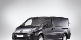 Toyota : le ProAce signe le retour de Toyota