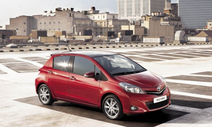 Toyota Yaris Affaires : made in France