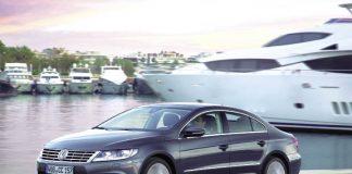 Volkswagen CC : comme un air de coupé