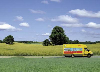 DHL vise 30 % de CO2 en moins avec GoGreen