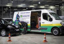 """""""Un critère important : la rapidité d'intervention"""" Vincent Pisias, Entreprise Rent a Car"""