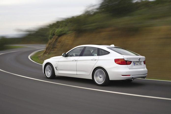 BMW Série 3 Gran Turismo : belle et chère