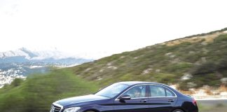 Mercedes Classe C : la Classe C en version 300 BlueTec Hybrid