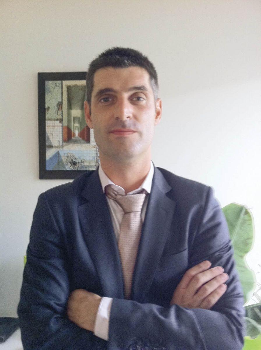 Julien Tonner, ingénieur conseil au pôle risques physiques et technologiques, Cramif