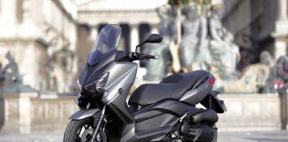 Yamaha Xmax 125/MBK Evolis 125 : made in France