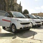 La ville de Bordeaux joue la carte de l'autopartage