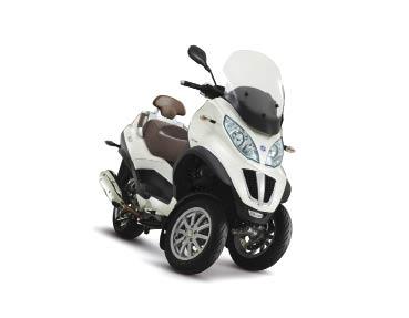 Deux et trois-roues : l'autre véhicule de fonction