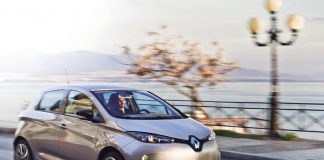 Renault Zoé : douceur de vivre