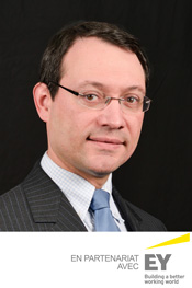 Xavier Dange est associé chez EY Société d'Avocats